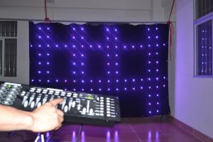 2*4M LED Vision Curtain