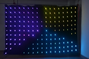 1*7M LED Vision Curtain