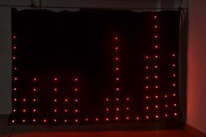 LED flod screen