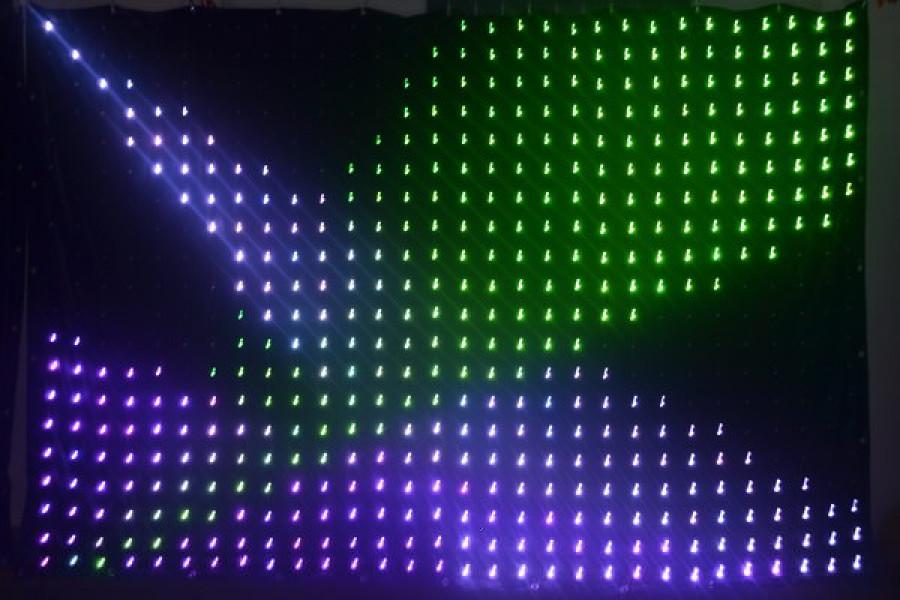 LED Vision Cloth ...