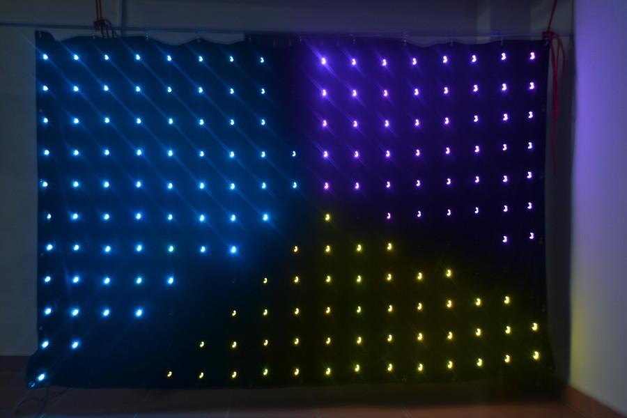 LED Cloth Software
