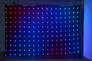led cloth