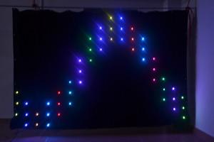3*6M LED Vision Curtain