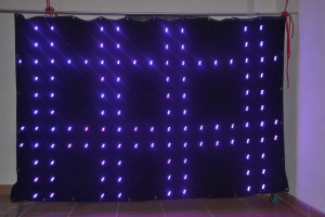 4*6M LED Vision Curtain