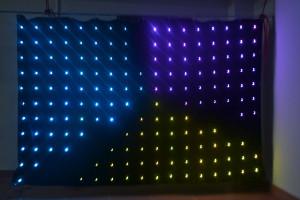 1*4M LED Vision Curtain