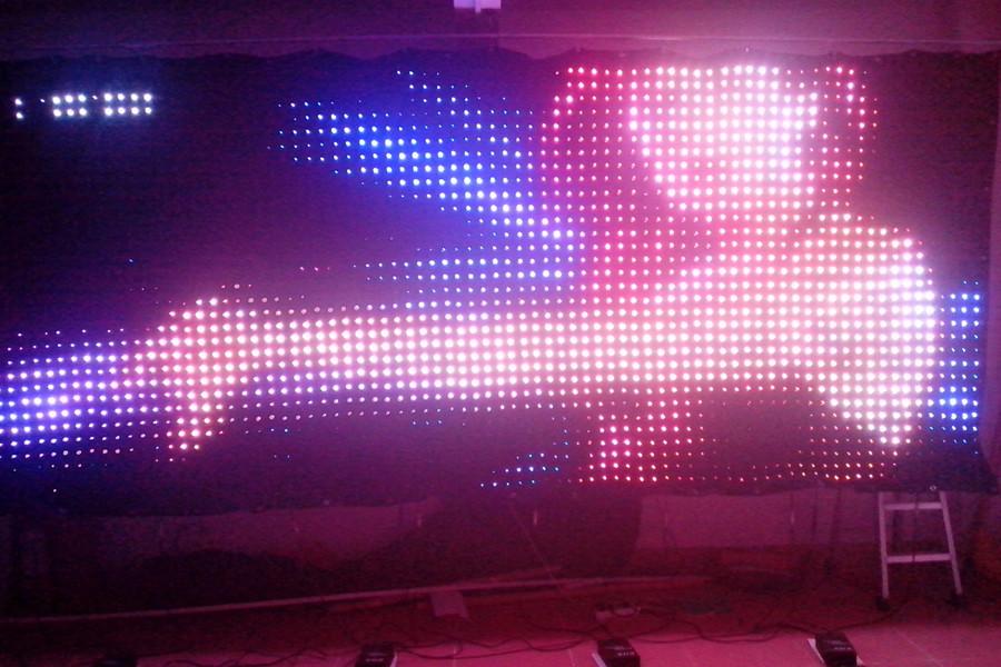 P60 LED backdrop