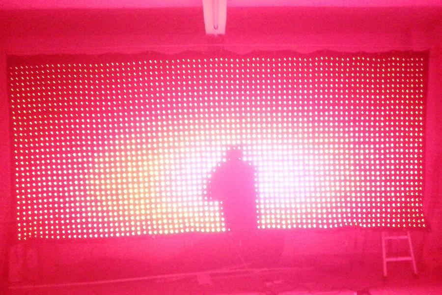 pixel pitch 60mm