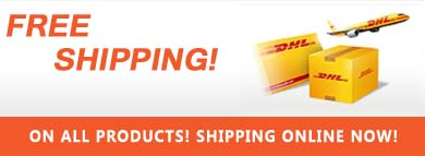 ON ALL PRODUCTS! FREE SHIPPING NOW!f